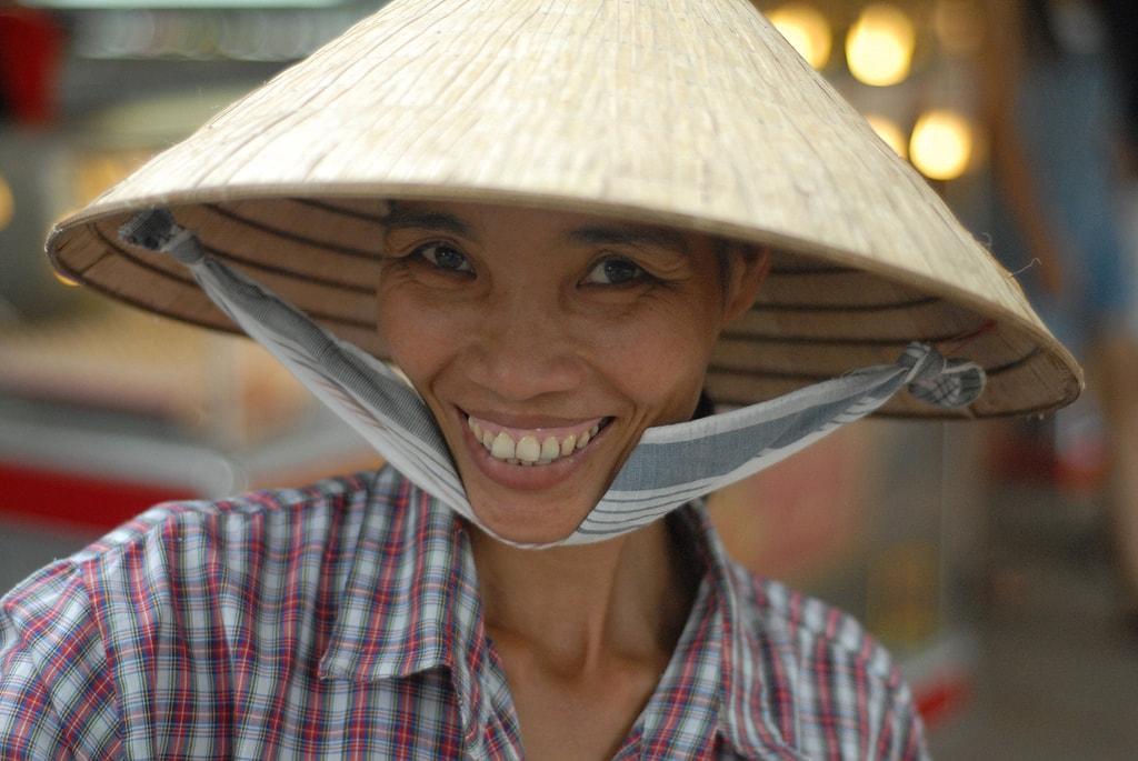A warm smile | © Lucas Jans/Flickr
