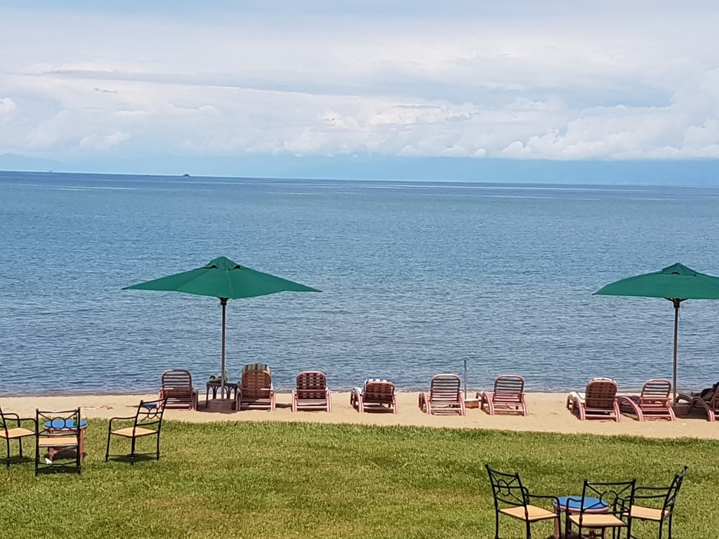 "Stay for the weekend at Lake Kivu | <a href=""https://www.facebook.com/askannetterwanda/"" target=""_blank"" rel=""noopener"">Courtesy of Living in Rwanda – Ask Annette</a>"