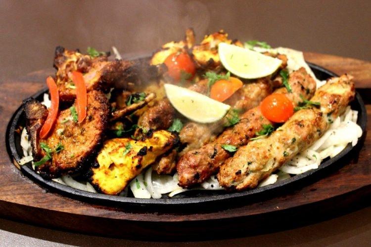 Mixed grill at Rumi by Bukhara