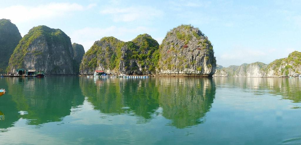Lanh Ha Bay | © Paul Arps/Flickr