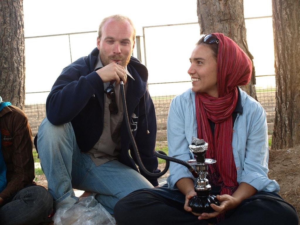 Making friends in Iran is easy   © Morten Knutsen / Flickr