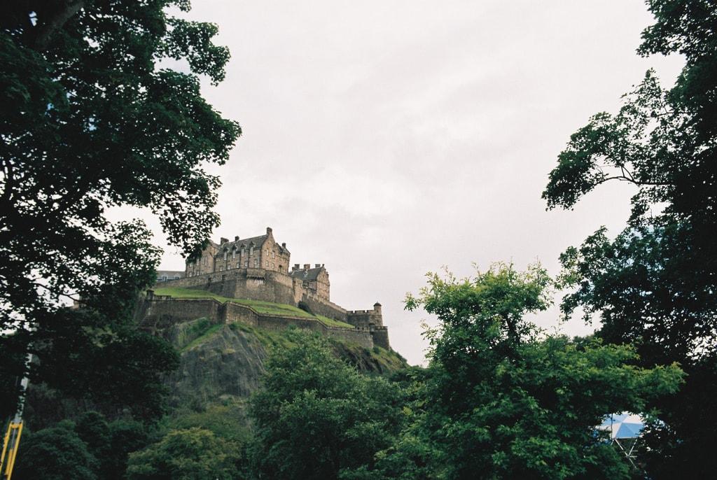 Edinburgh Castle   © Chris Lovelock / Flickr