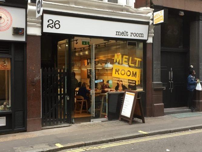 Melt Room | © Matt Brown/Flickr