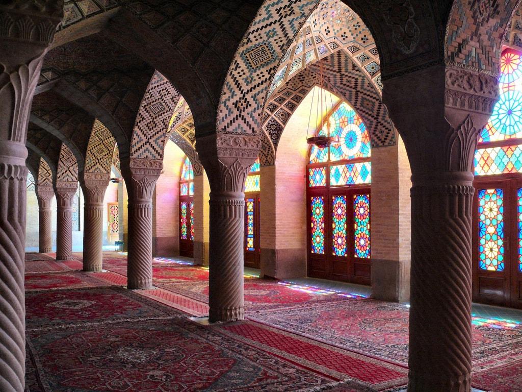 Nasir ol-Molk Mosque | © dynamosquito / Flickr