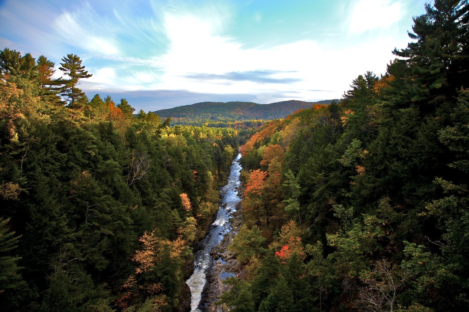 Queechee Gorge, VT