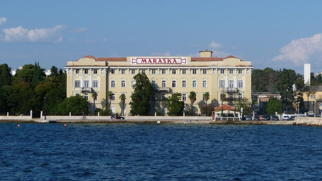 Maraska factory | © tomislav medak/Flickr