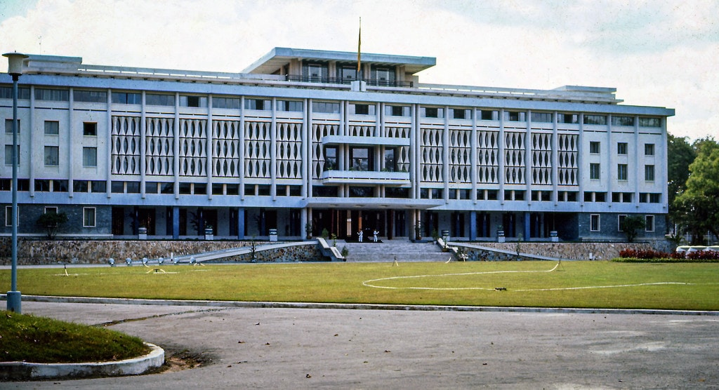 The Presidential Palace | © manhhai/Flickr