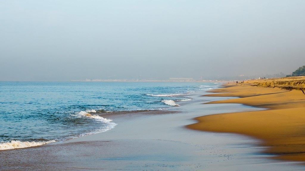 2b.Kollam_Beach_