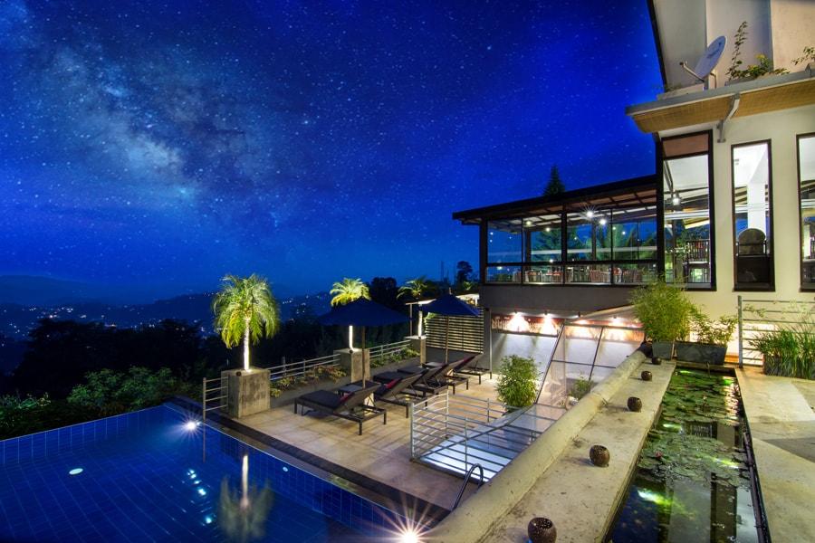 kandy sri lanka theva hotels boutique residency accommodation tourdust read