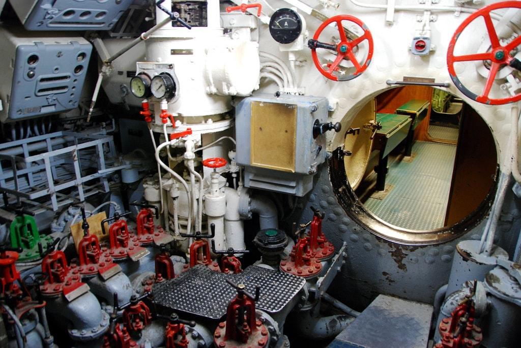 Submarine Kiel