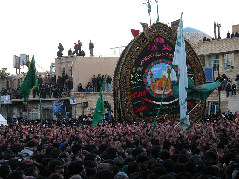 Ashura in Yazd | © Martijn.Munneke / Flickr