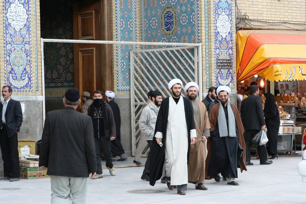 Religious clerics in Qom | © Ninara / Flickr