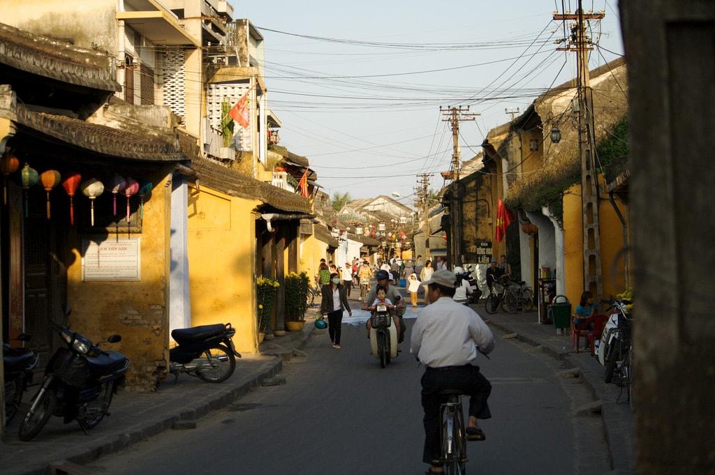 Hoi An streets | © Nam-ho Park/Flickr