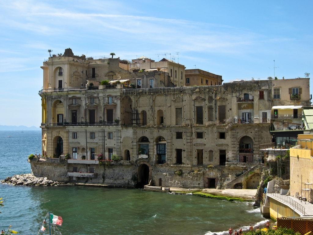 Palazzo Donn'Anna | © Armando Mancini/Flickr
