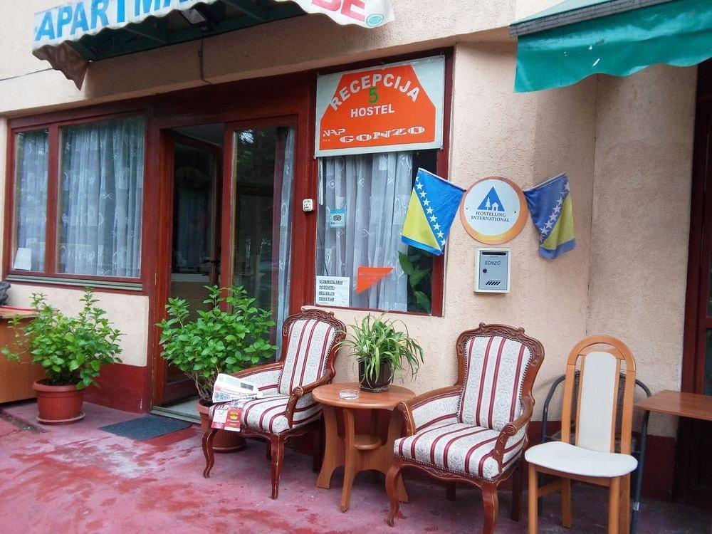 Hostel Gonzo © Hostel Gonzo / Hotel.com