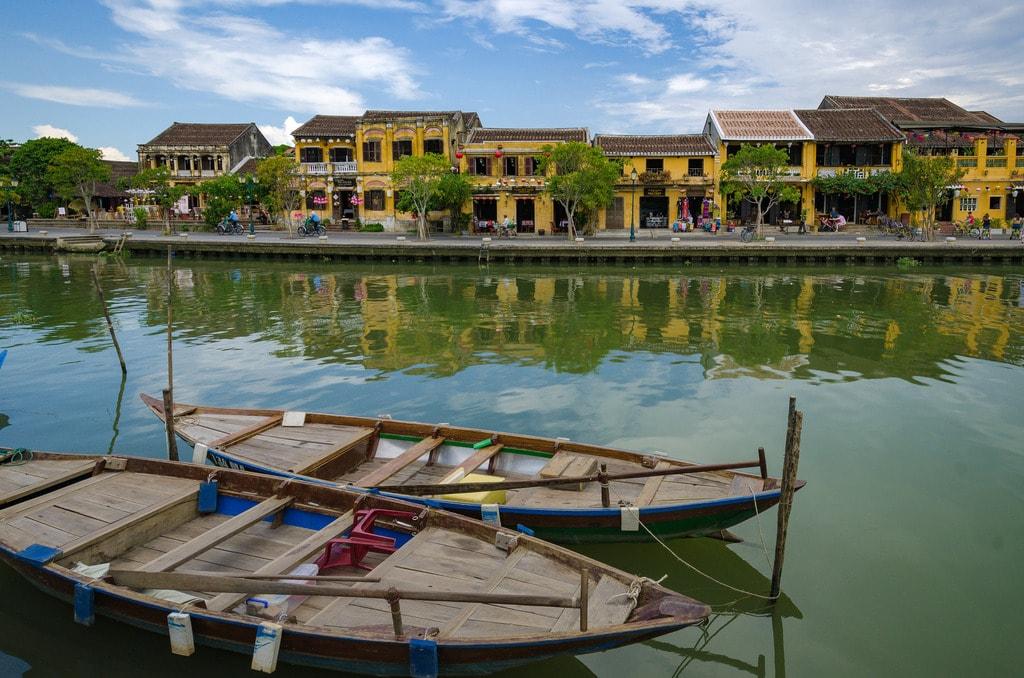 Hoi An Ancient Town   © Xi Quin Ho Silva/Flickr