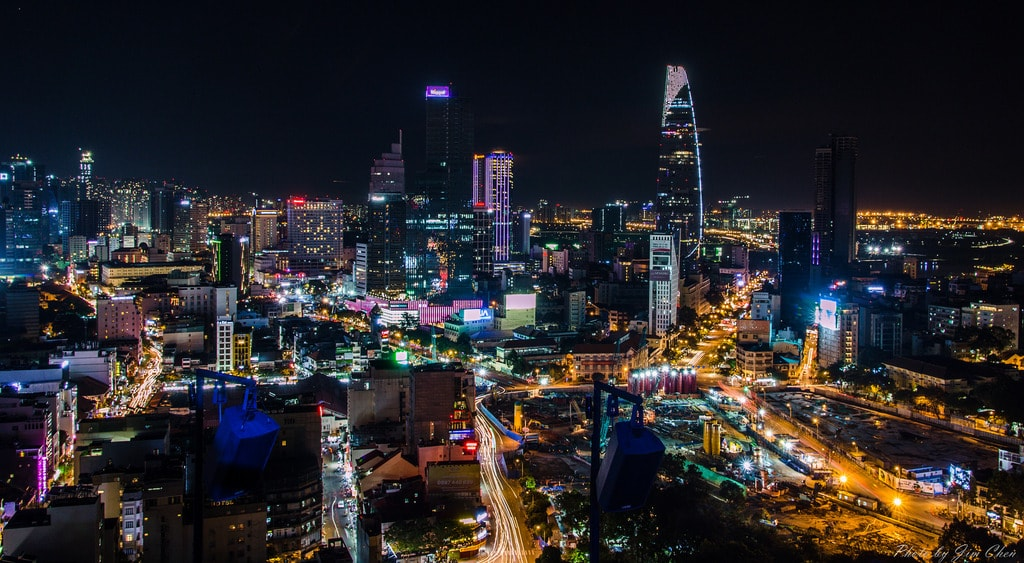Ho Chi Minh City | © teuton1127/Flickr