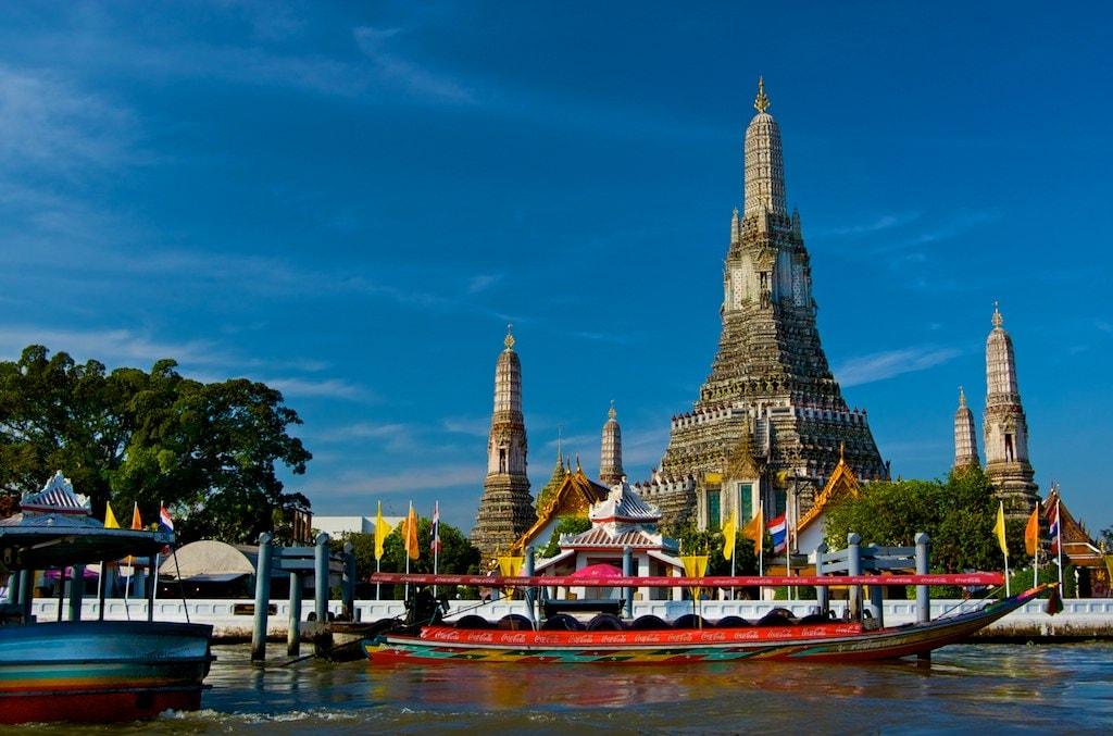 Wat Arun in Bangkok   © Vic Jr. Magallanes / Flickr