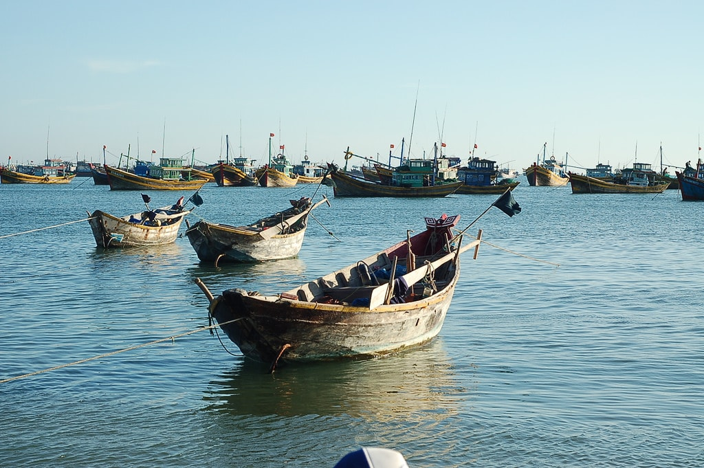 Fishing village | © Usodesita/Flickr