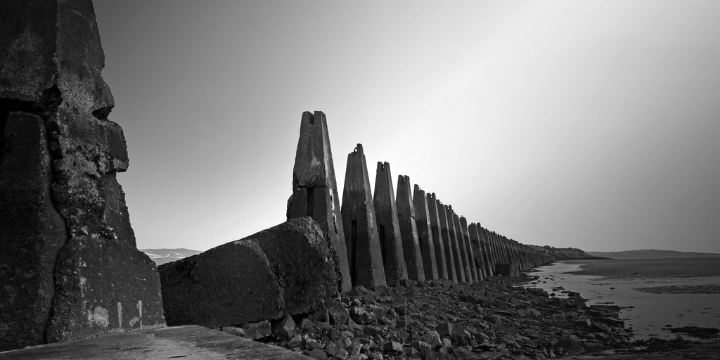 Sentinels of the Sea   © Kenneth Barker / Flickr