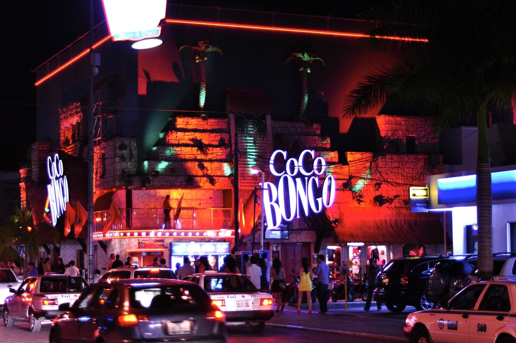 Strip clubs in playa del carmen