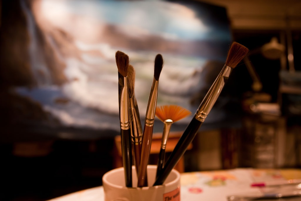 Brushes | © Emily Poisel/Flickr