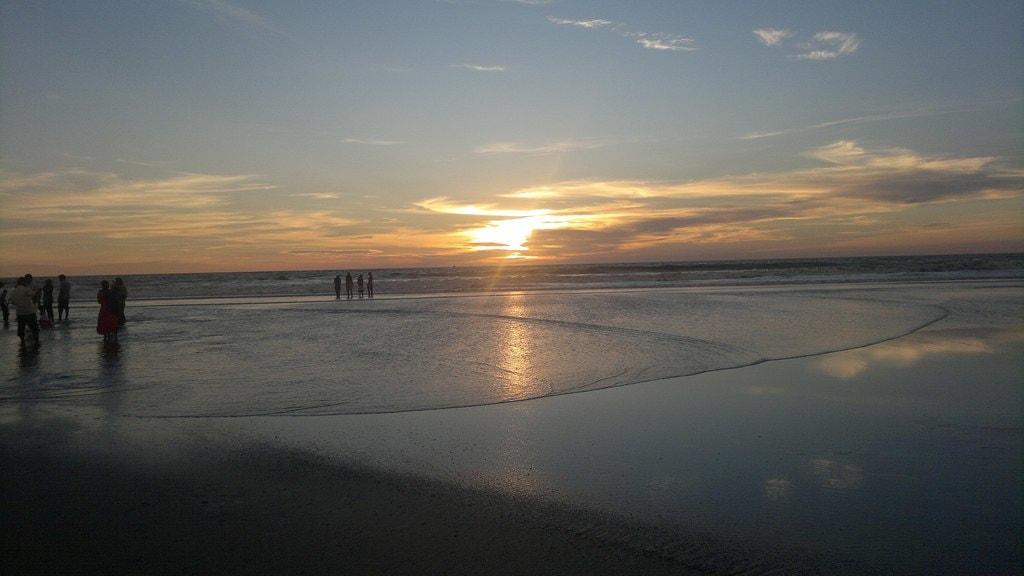 6.chellanam_sunset