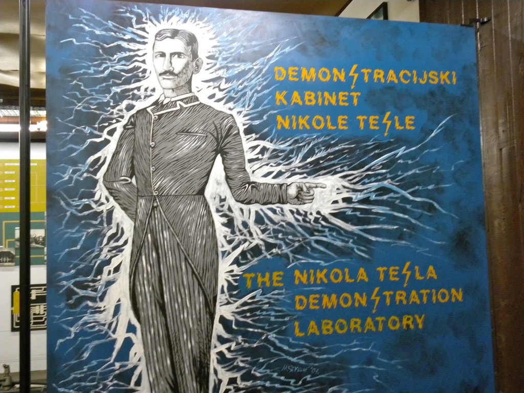 Nikola Tesla Technical Museum | © JasonParis/Flickr