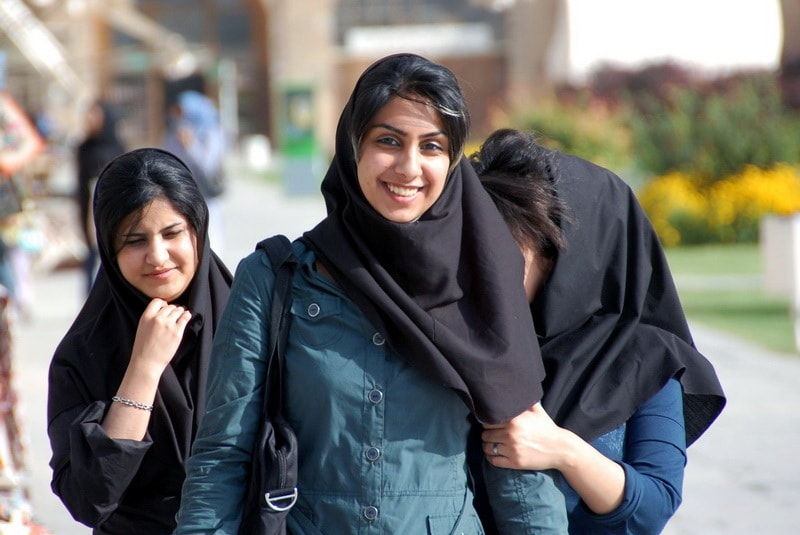 Iranians are friendly and known for their hospitality | © Sajjadi Livejournal / Flickr
