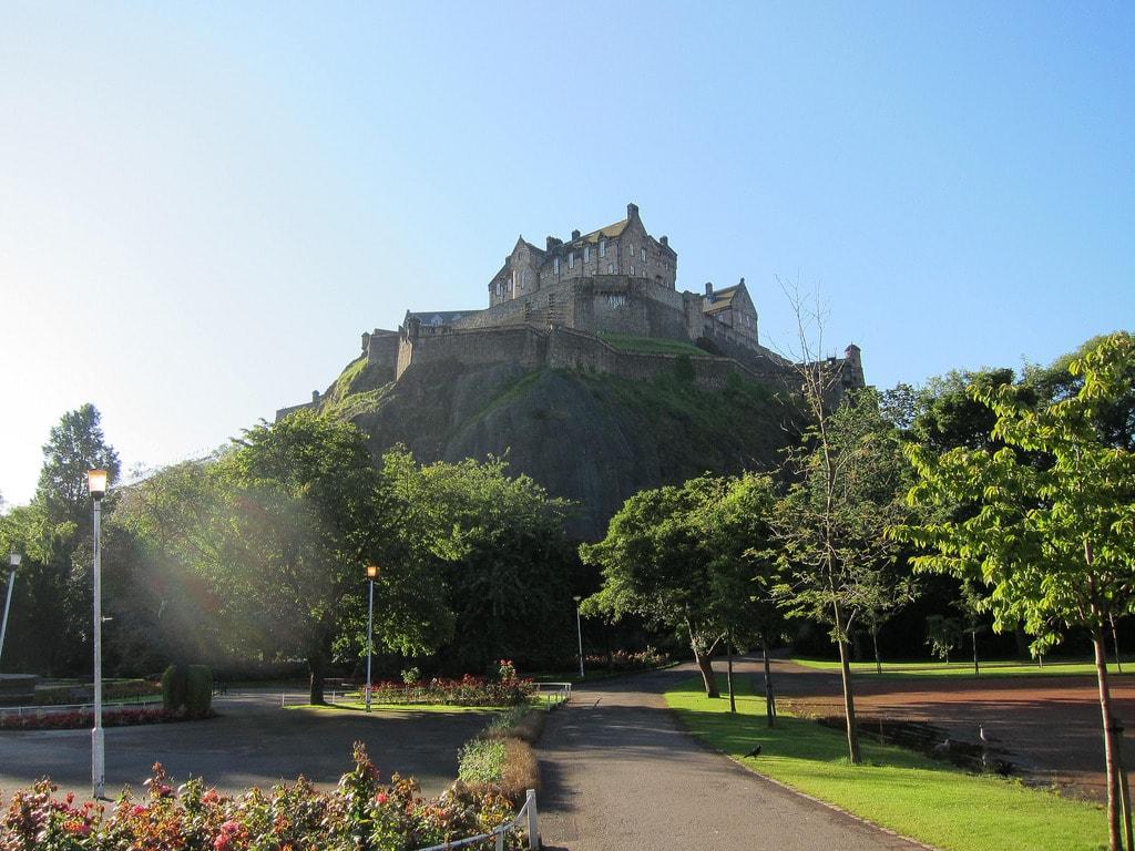 Edinburgh Castle   © Hannah Webb / Flickr