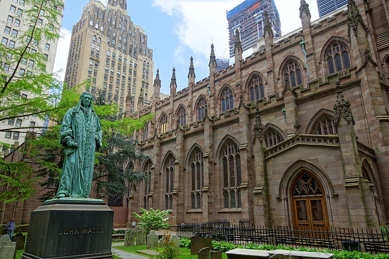 800px-NYC_-_Trinity_Church_-_Watts_statue