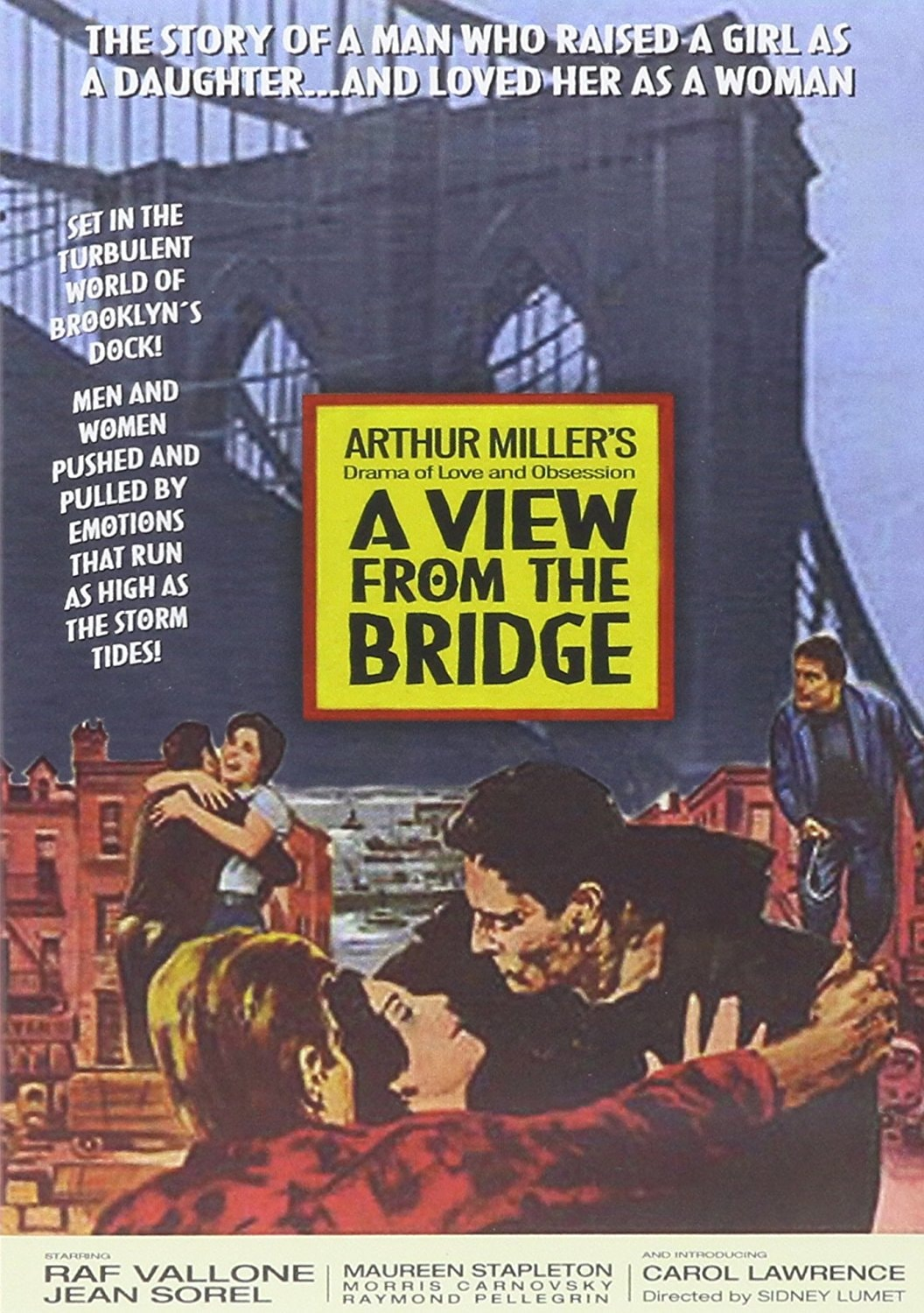 Poster for 'A View From the Bridge' | © Continental Film Distributors
