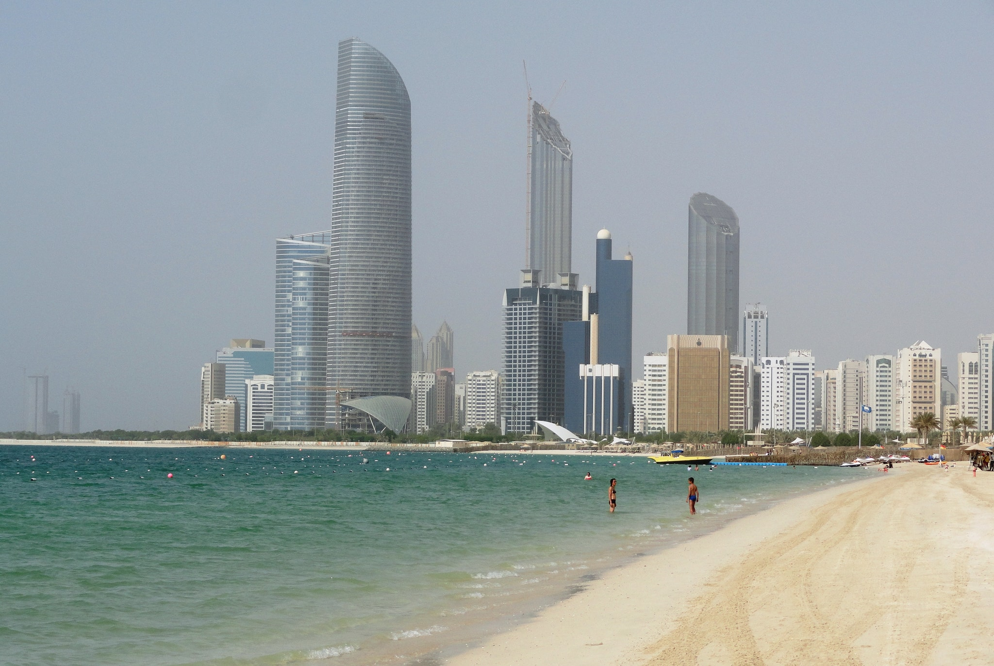 The Coolest Neighborhoods To Stay In Abu Dhabi
