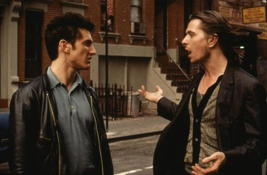 Sean Penn and Gary Oldman in 'State of Grace' | © Orion Pictures