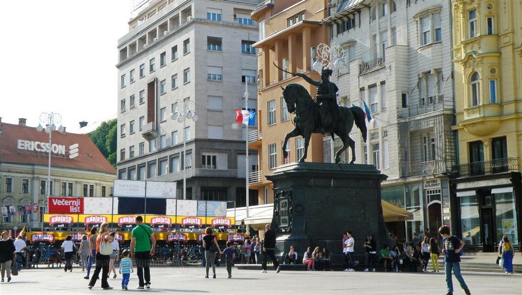 Jelačić trg | © Miroslav Vajdic/Flickr