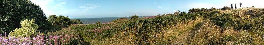 On Cramond Island   © Roger / Flickr