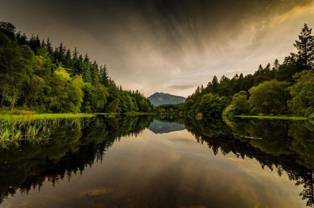 Lochan, Glencoe | © Jonathan Combe / Flickr