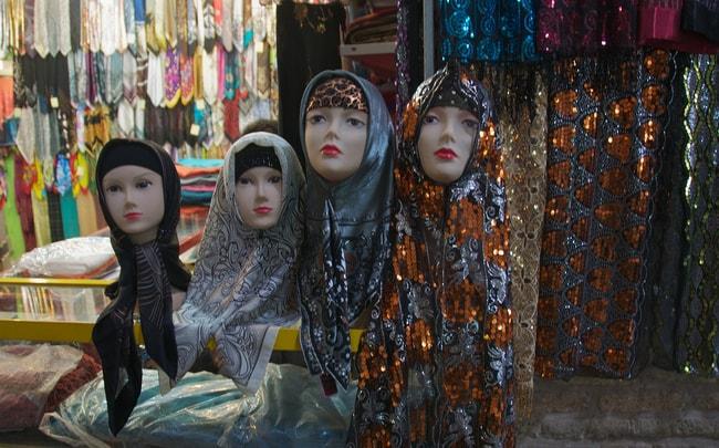A Bazaar in Kerman   ©A.Davey:flickr