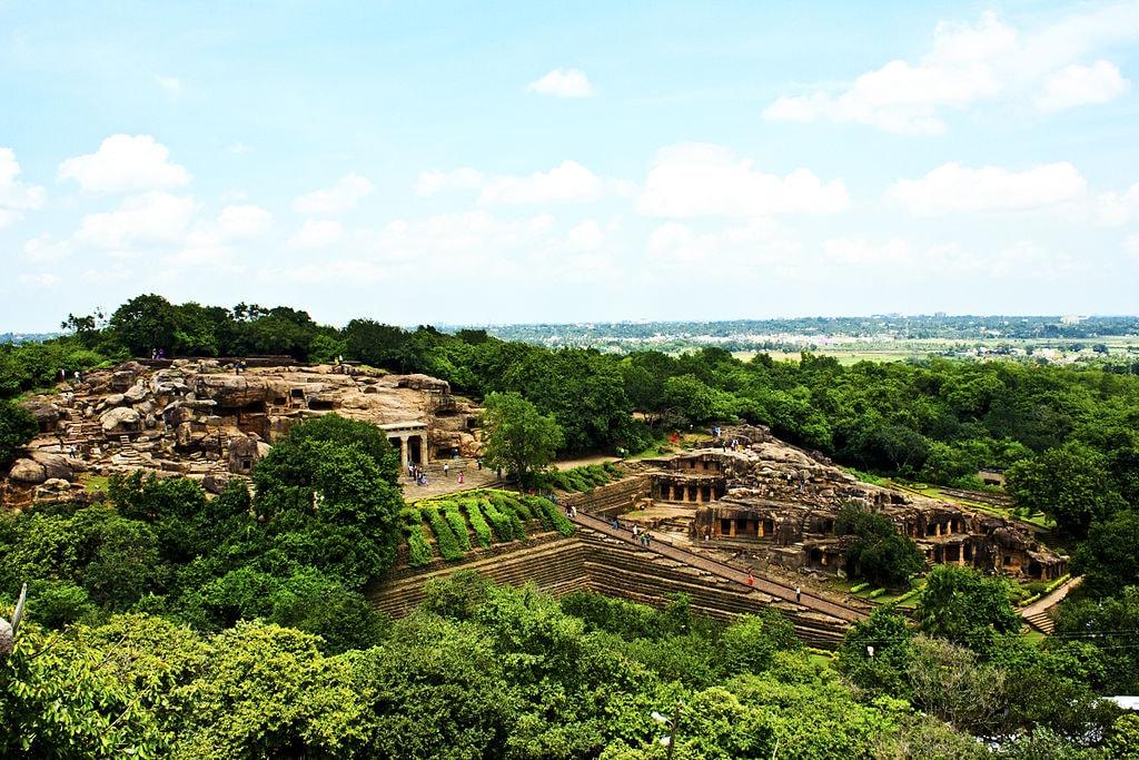 Ancient caves Odisha