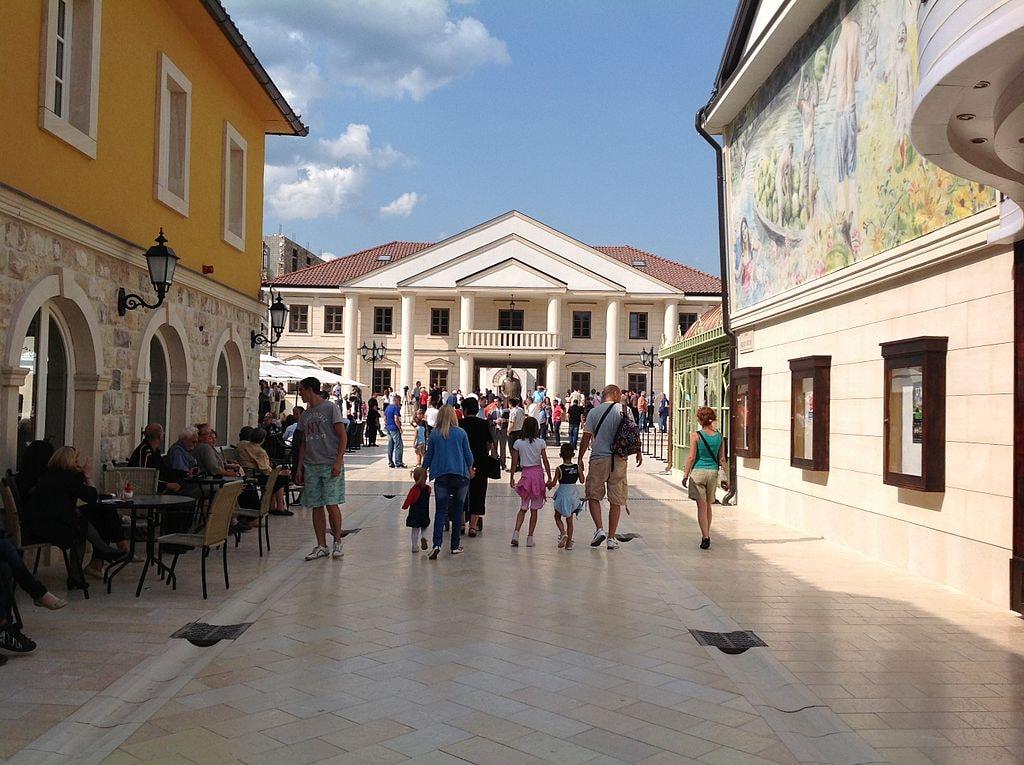 Andricgrad_street