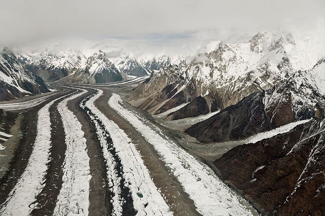 Baltoro_Glacier,_Pakistan