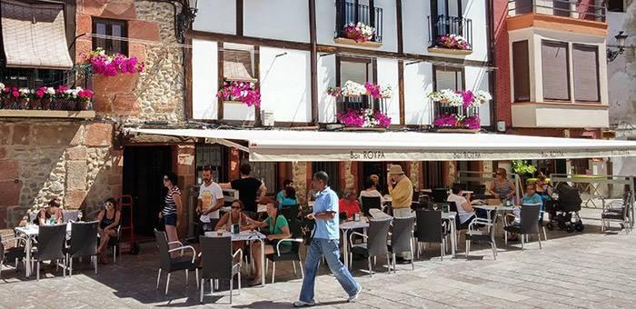 Bar Roypa, Ezcaray, La Rioja