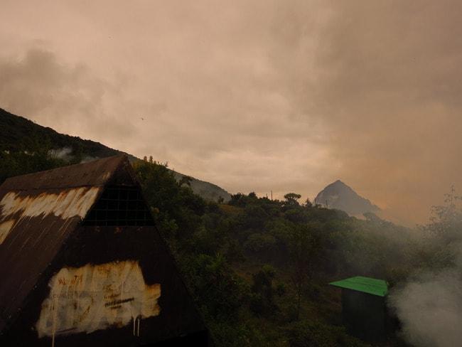 Base camp at Mt. Karisimbi | © François Terrier / Flickr