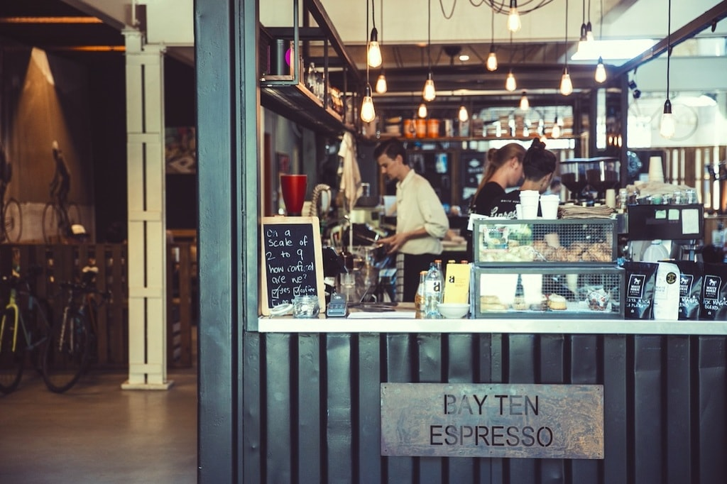 Bay Ten Espresso | © Courtesy of Bay Ten