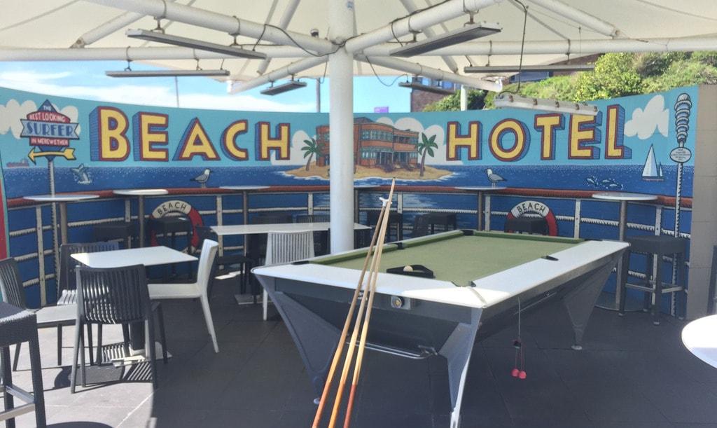 Beach Hotel | © Courtesy of the Beach Hotel