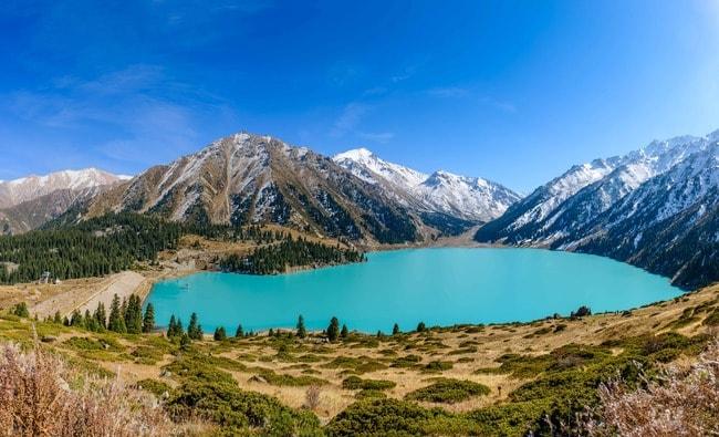 Big Almaty Lake-min