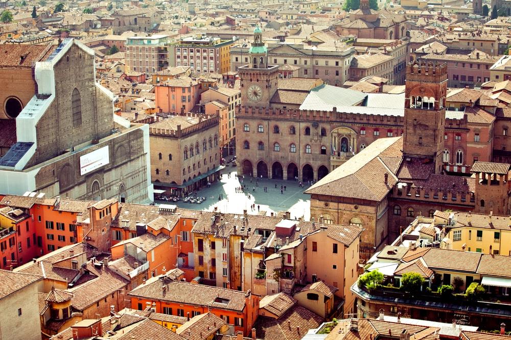 Bologna   Alexander Tolstykh/Shutterstock