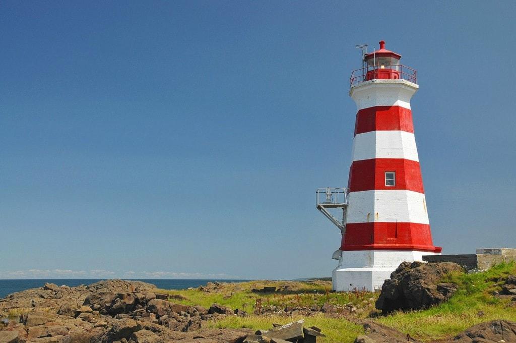 Brier Island LightHouse WikiCommons