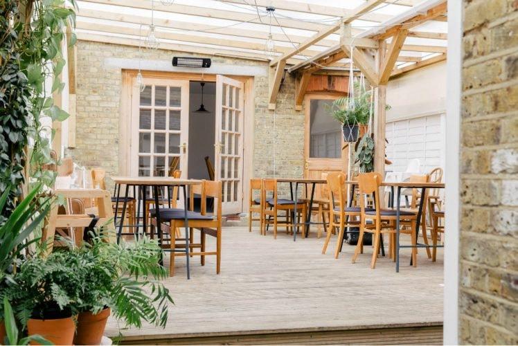 Restaurant Interior | © Courtesy of Buhler & Co