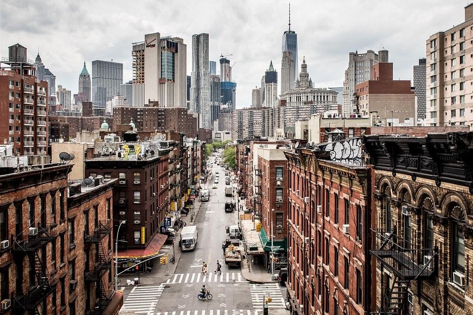 Buildings in New York | Pixabay
